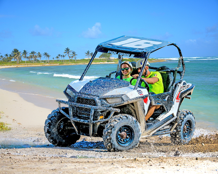 Polaris VIP Ride at Bávaro Adventure Park, Punta Cana - Everything Punta Cana
