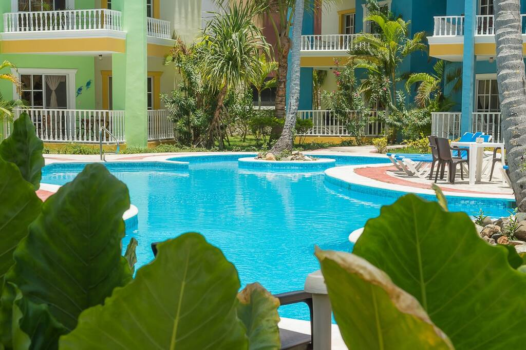 Comfortable 1BR Condo in the heat of Bavaro - Everything Punta Cana