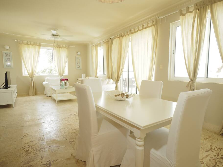 Living room, ap. D304