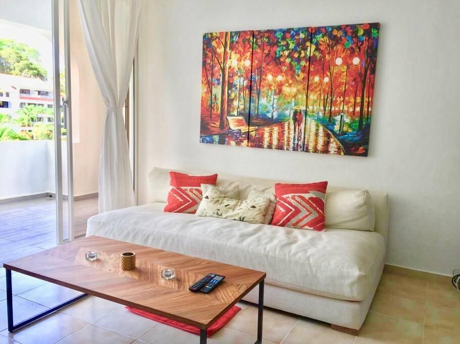 Sosua – Modern Studio with Pool, Bar & Terrace – 1BR - Everything Punta Cana