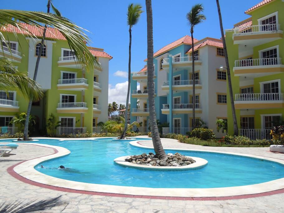 Quiet & Cozy 1 BR Condo close to the Bavaro Beach - Everything Punta Cana