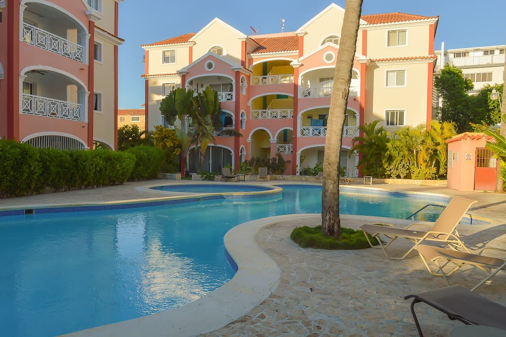 Quaint 1 BR Condo Close to the Coast in Bavaro - Everything Punta Cana