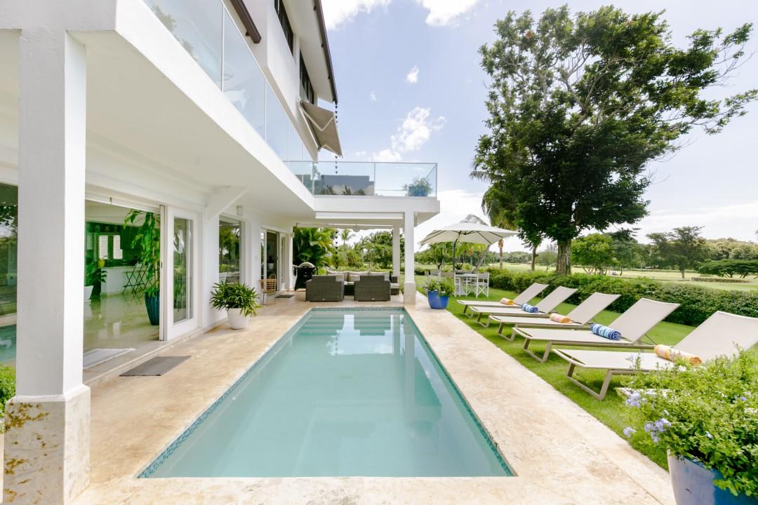 Golf Villa 2 – 4br Casa de Campo's top rated villa with maid, cook, golf cart - Everything Punta Cana