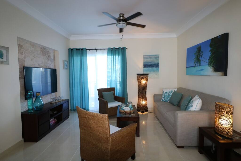Plush Penthouse with Private Terrace on the Rooftop - Everything Punta Cana