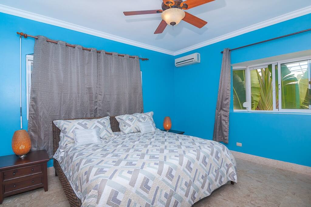 Beautiful Bright 2 BR Beach Condo - Everything Punta Cana