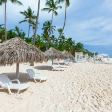 Los Corales beach is considered to be the best part of Bavaro. Come here for an exclusive beach holiday.