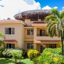 This residence is great for those who are looking for a very peaceful atmosphere and beachfront location.