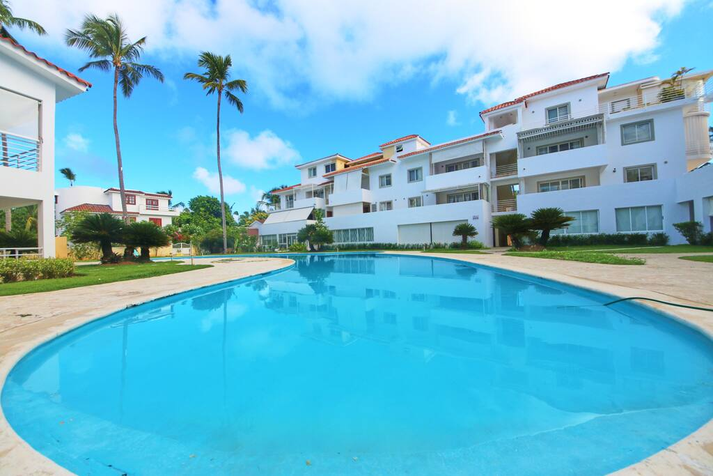 Modern Beach Apartment on Los Corales Beach - Everything Punta Cana