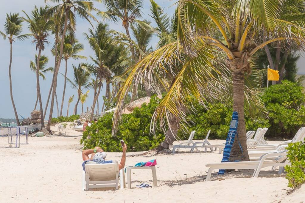 Pretty 1BR Condo Footsteps to the Beach - Everything Punta Cana