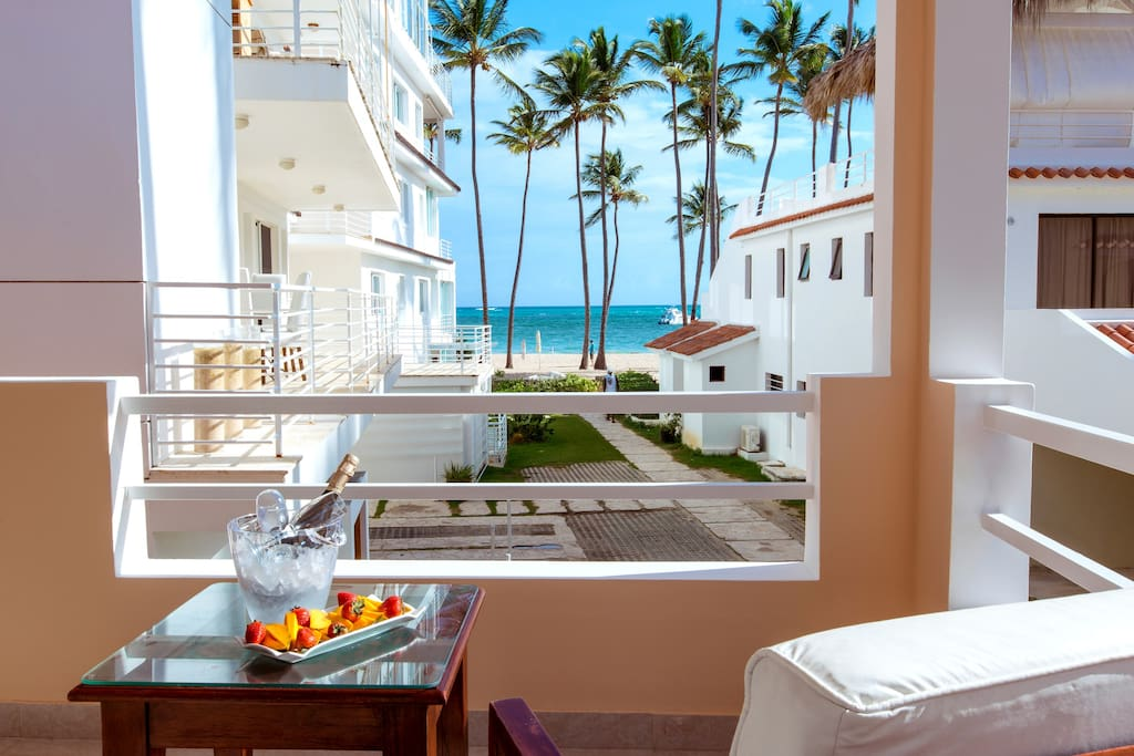Ocean View Villa on the beach of the Caribbean Sea - Everything Punta Cana