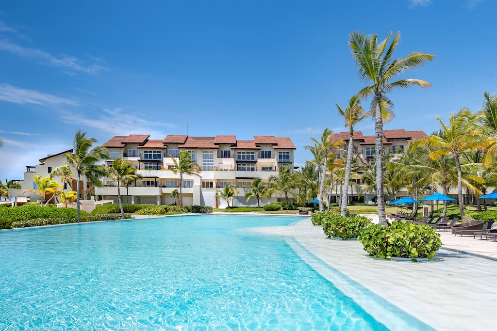 Incredible 3br beach front condo for rent in Punta Cana - Everything Punta Cana