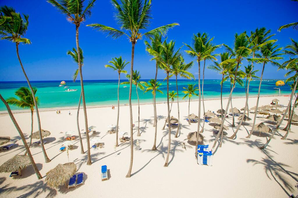 The weather is always perfect in the Dominican Republic! Don't miss a chance of enjoying it!