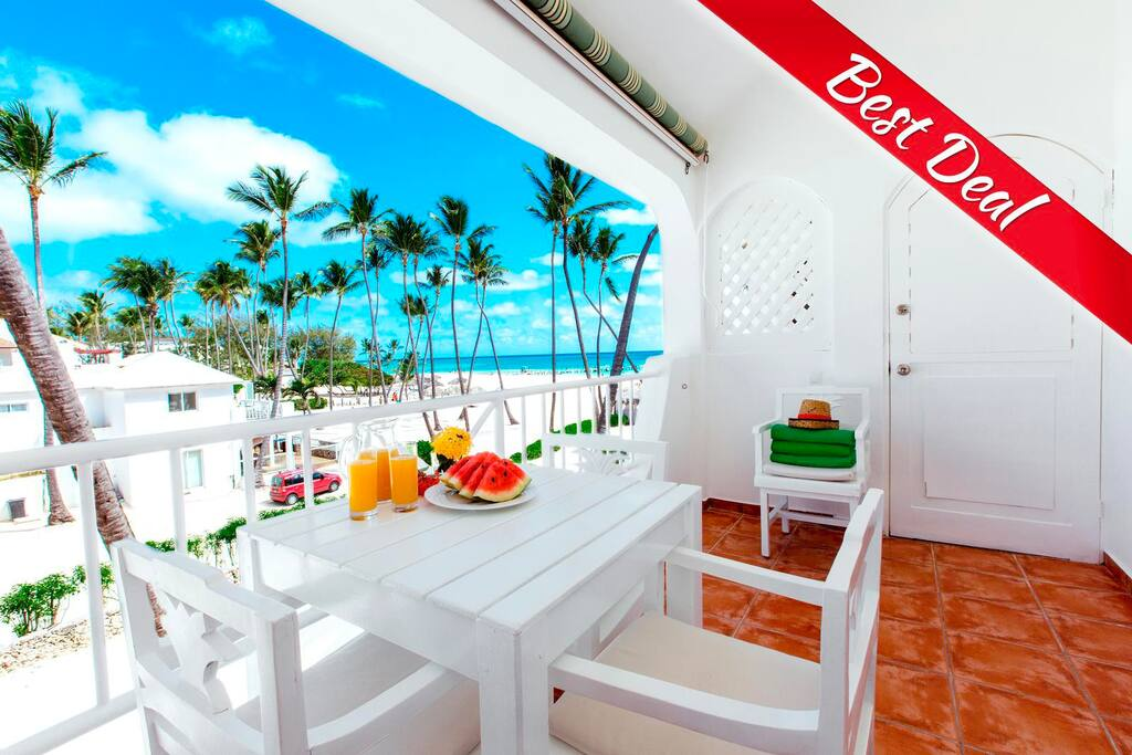 Ocean View Condo Paradisus on the Los Corales Beach 2br - Everything Punta Cana