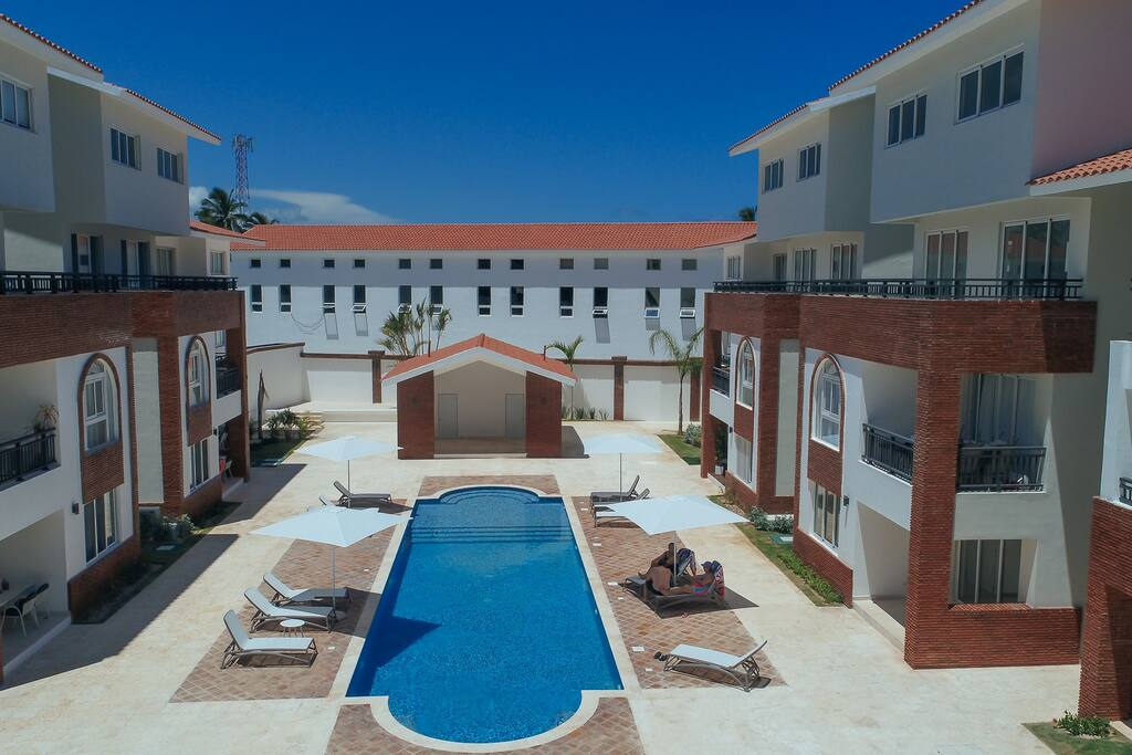 Deluxe Coral Village E-2A, 2BR, Close to the Beach - Everything Punta Cana
