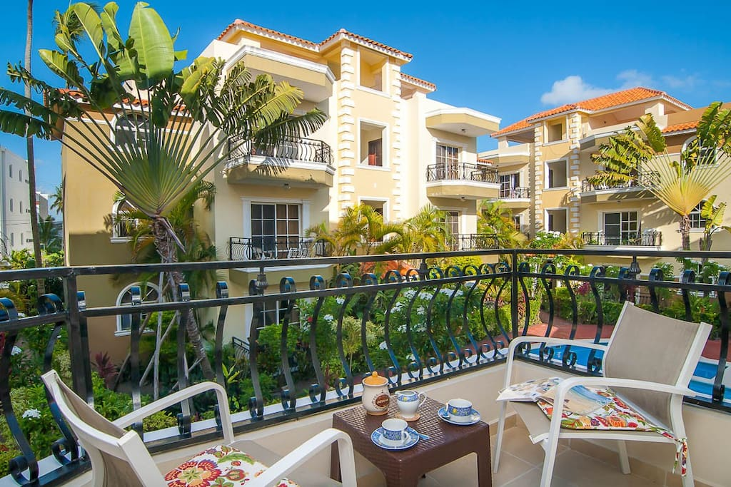 Charming 1BR Condo in the Heart of Bavaro - Everything Punta Cana