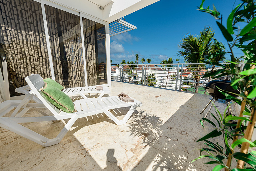 Ducassi Penthouse for rent in Los Corales - Everything Punta Cana