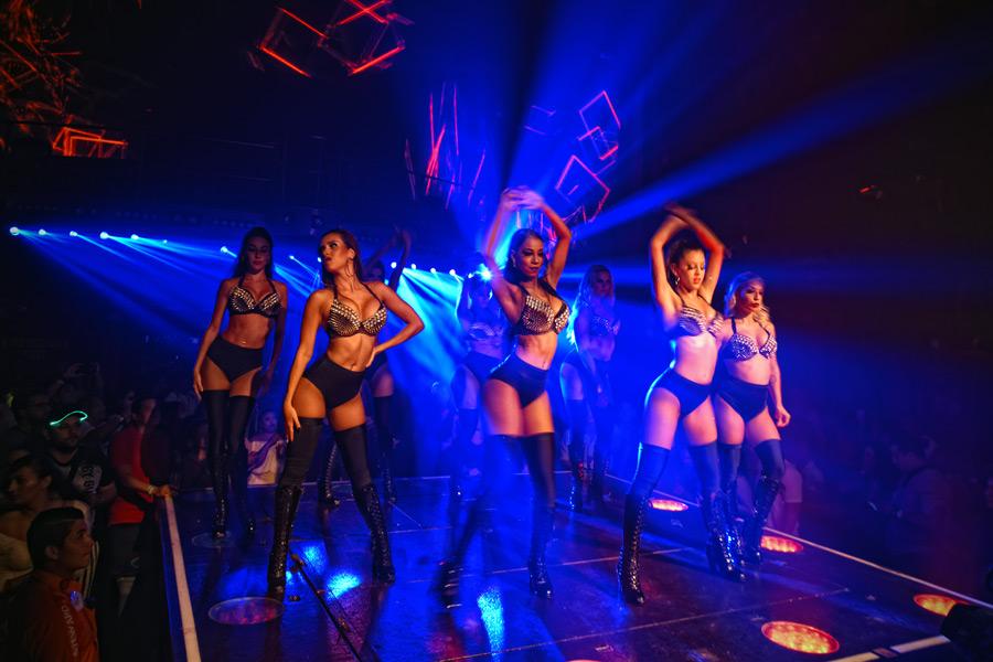 Coco Bongo Night Club Party. <i>Punta Cana. No Dress Code !!!</i> - Everything Punta Cana