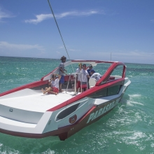 PARASAILING SOLO Excursion Everything punta cana