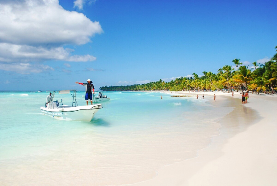 Saona Island Excursion – Caribbean Paradise - Everything Punta Cana