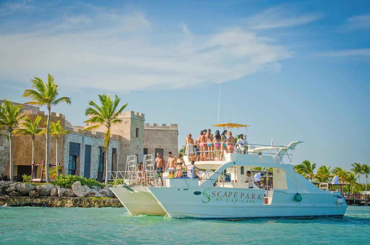 Sunshine Cruise + 2 Attractions at Scape Park - Everything Punta Cana
