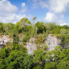 Zip Line Eco Adventure by Scape Park