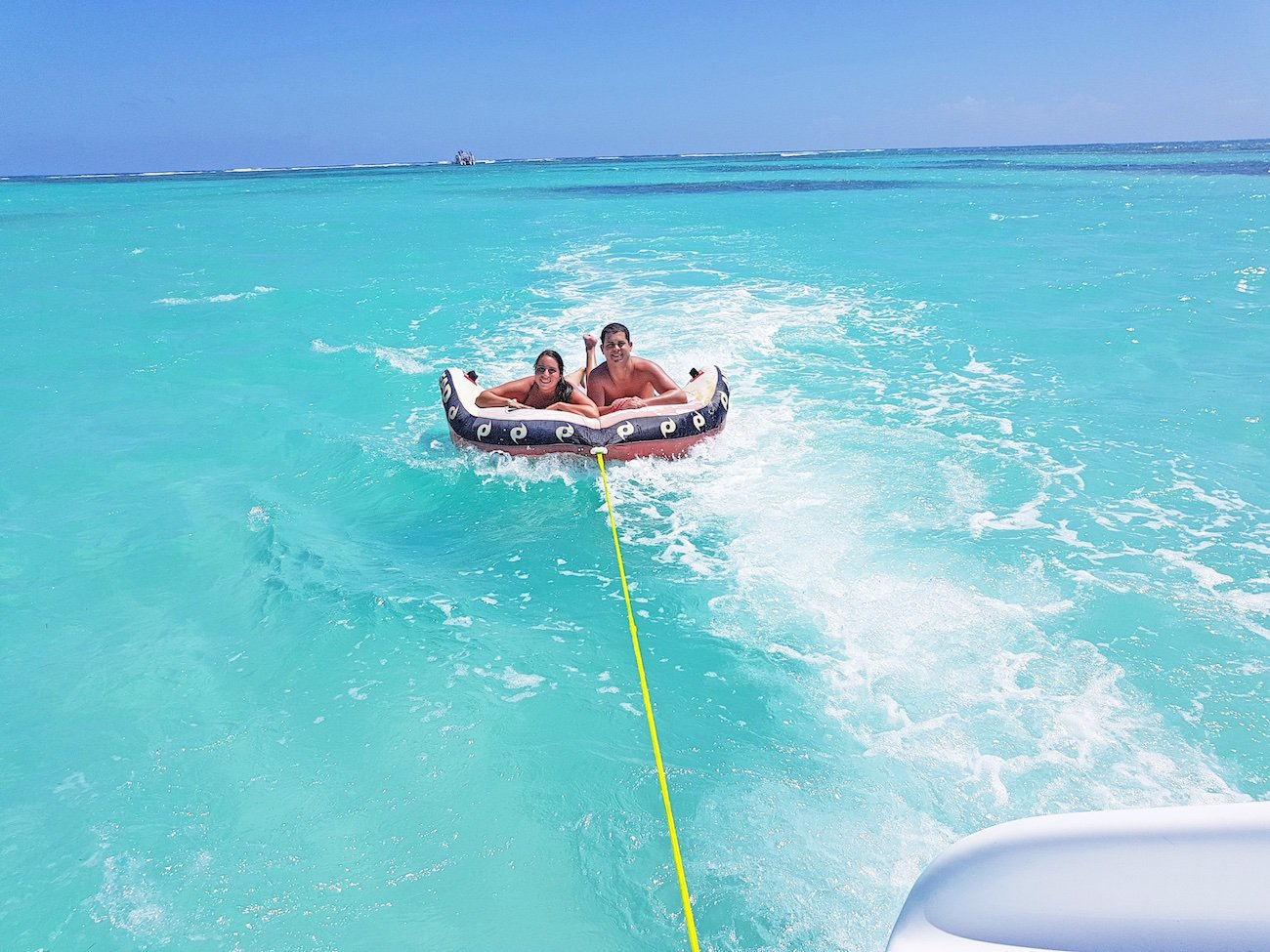 Private Cap Cana Party Boat Juanillo Beach - Everything Punta Cana