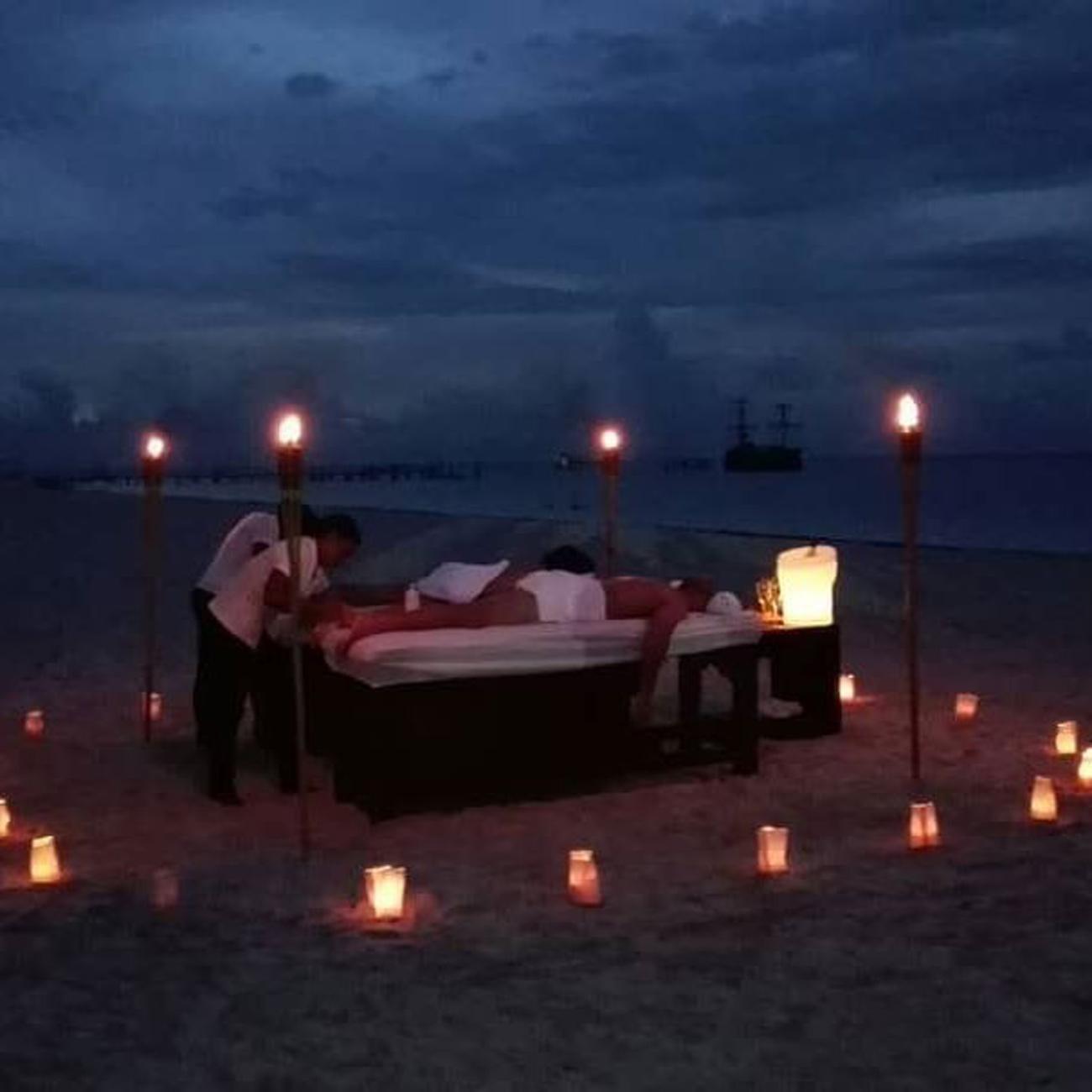 Massage Under the Moonlight - Everything Punta Cana