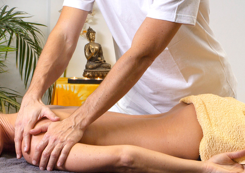 Relax Massage from Toque Holistico in Bavaro, Punta Cana - Everything Punta Cana