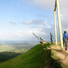 Redonda Mountain: The Best Panoramic View