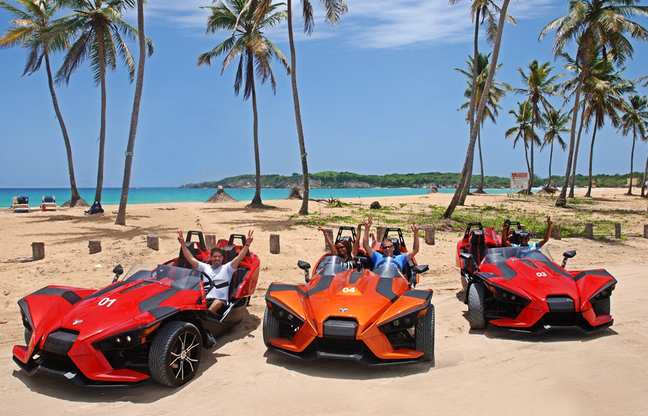 Extreme Slingshots Ride in Punta Cana - Everything Punta Cana