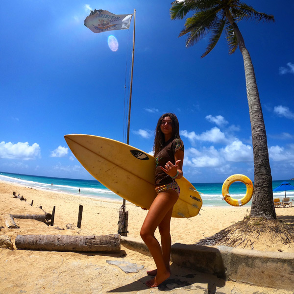 VIP Surfing in Punta Cana – «Surfing in Paradise», Macao Beach - Everything Punta Cana