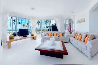 Apartments for Rent in Punta Cana – <br />Ocean View Paradise