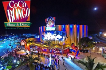 Coco Bongo Show & Night Club – <br />Bavaro, Punta Cana