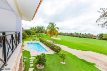 Golf villas everything punta cana