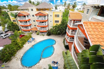 Penthouse for Rent in Punta Cana – Near Turquesa & Barcelo Beach