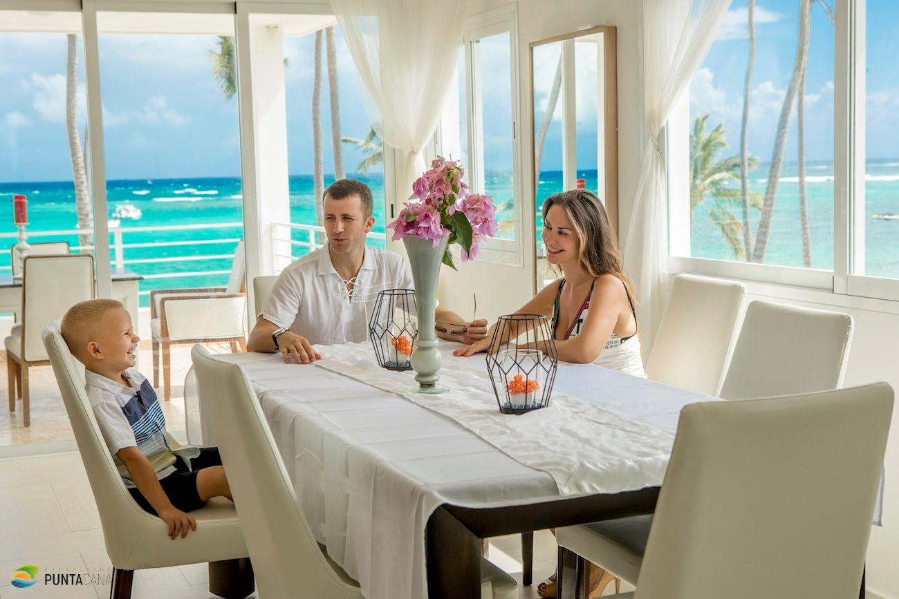 Everything Punta Cana Punta Cana Ocean View Family Apartment