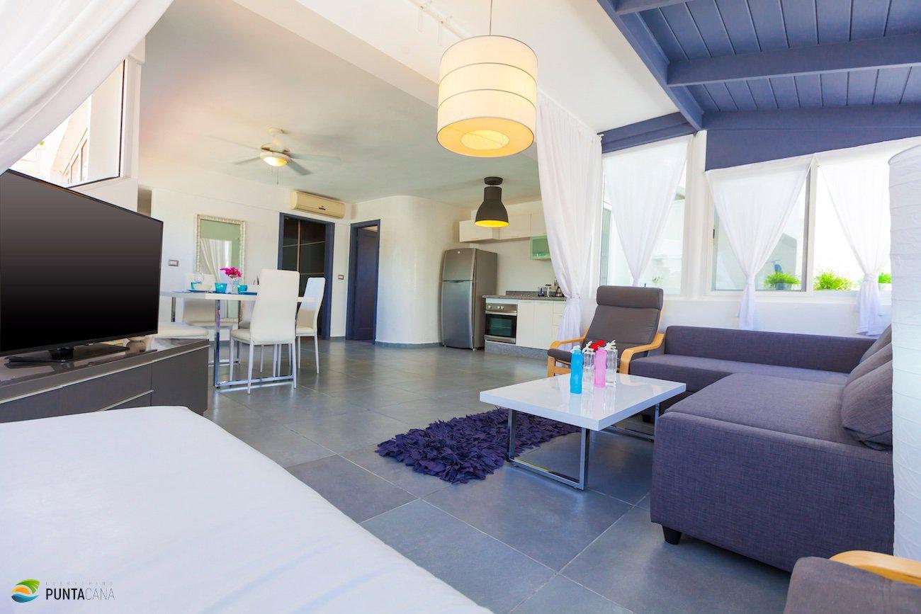 Private Ocean View Apartment 4C