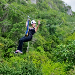 Zip Line Punta Cana – Amazing Views. Adrenalin and Fun