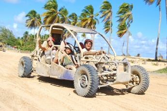 Extreme Offroad Buggy Adventure <i>in Punta Cana</i>