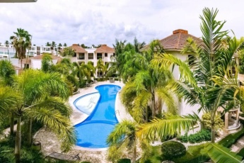 Private Family Condo for Rent – Pool & BBQ – Rosa Hermosa, Punta Cana