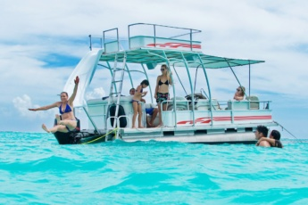 Private Cap Cana Party Boat Juanillo Beach