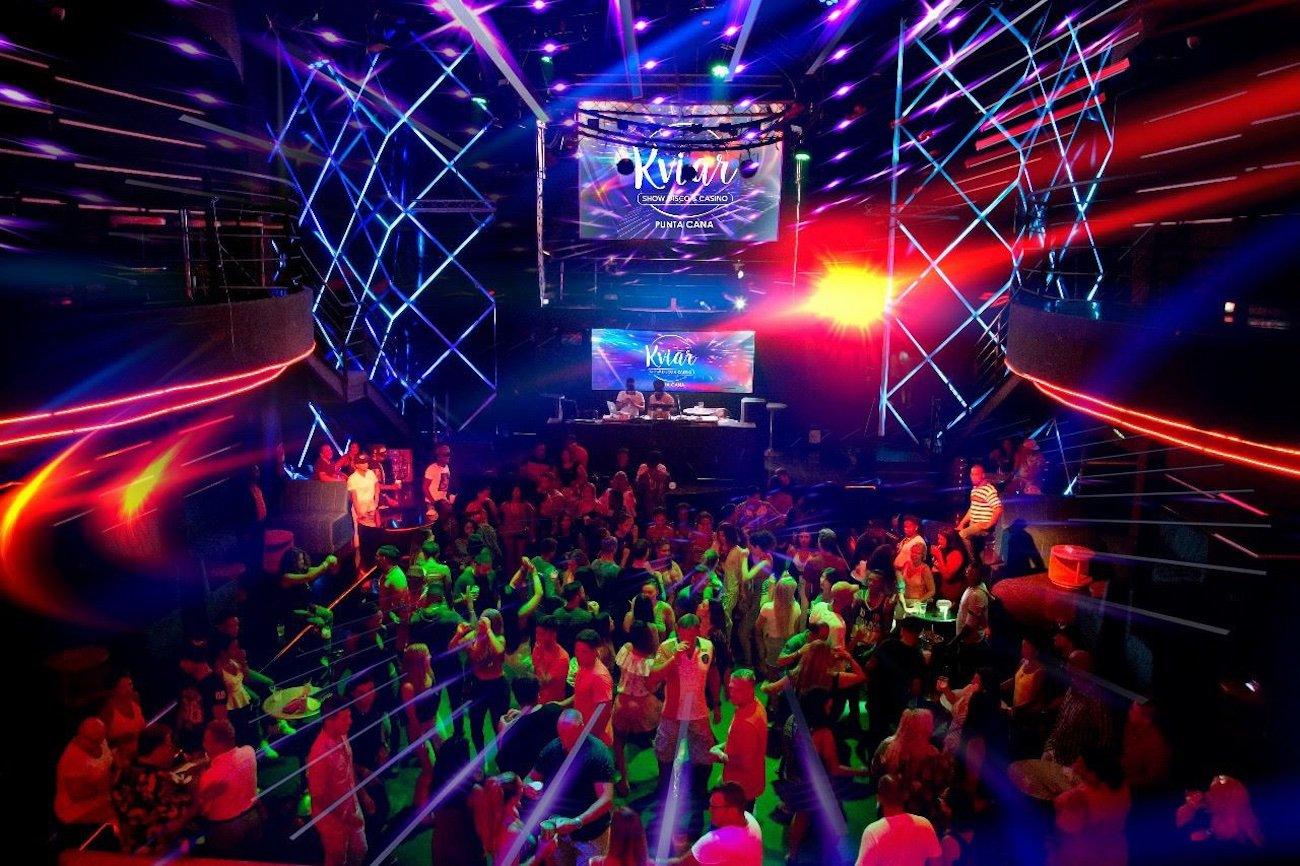 Kviar Show Disco