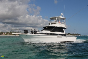 6-Hour Fishing Experience on Sherlock 39 Boat – Bavaro, Punta Cana