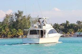 6-Hour Fishing Experience on Fortuna 42 Boat – Bavaro, Punta Cana