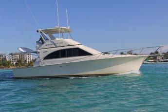 4-Hour Fishing Experience on Fortuna 42 Boat – Bavaro, Punta Cana