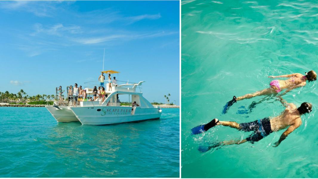 Sunshine cruise in Punta Cana