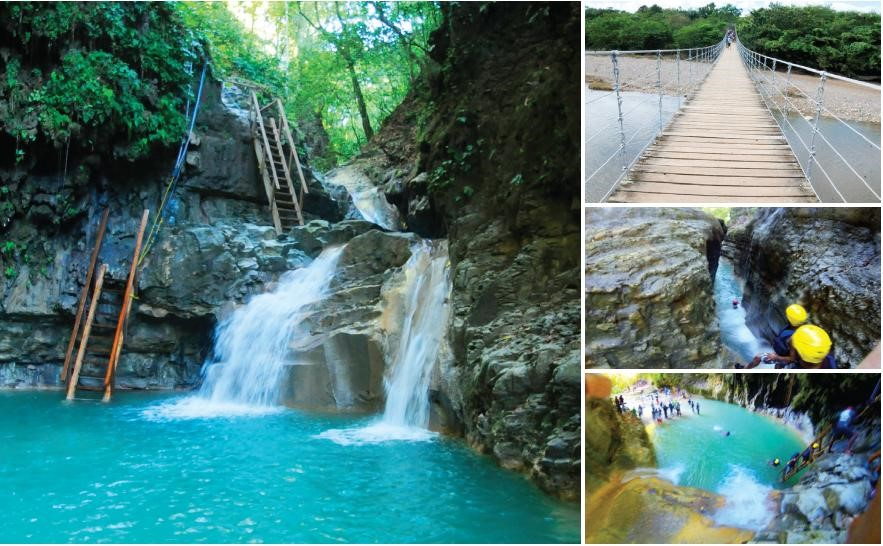 27 waterfalls excursion in the Dominican Republic