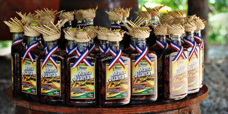 Traditional Dominican drink - Mamajuana