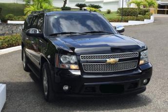 Chevrolet Suburban – VIP Transfer