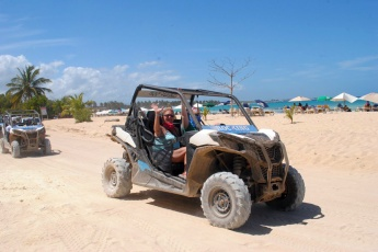 CAN-AM Maverick Hard Rock Off-Rider Adventure <i>in Punta Cana</i>